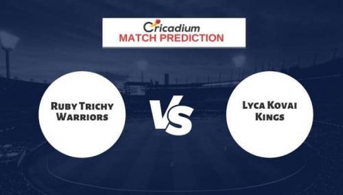 RTW vs LKK Match Prediction Who Will Win Today TNPL 2021 Match 5 – July 23rd, 2021