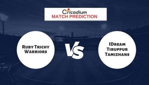 RTW vs ITT Match Prediction Who Will Win Today TNPL 2021 Match 14 – July 29th, 2021