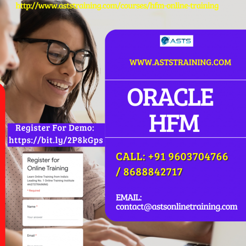 HFM Online Training (2)