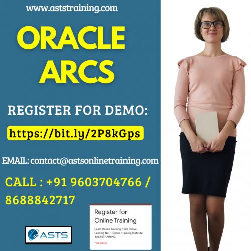 ARCS Online Training (2)