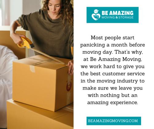 Movers San Francisco - Move Anything