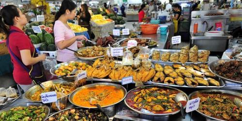 thai street food - 700350