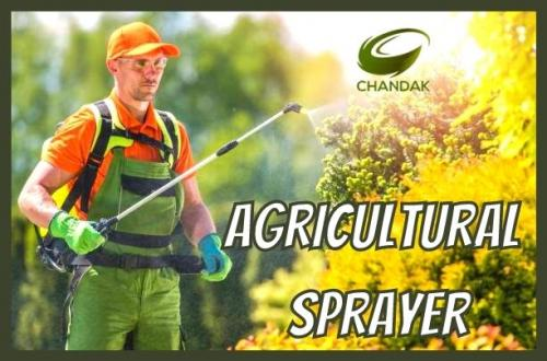 Best Agricultural Sprayer from Chandakagro