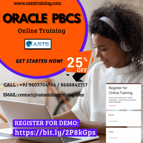 PBCS Training