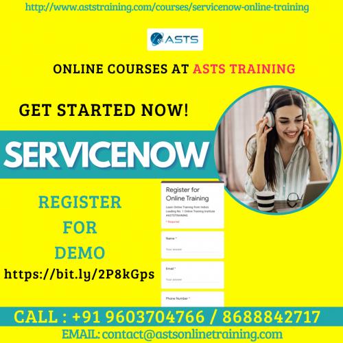 Servicenow Online Training