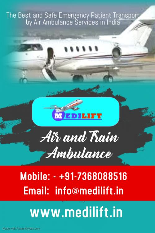 Reliable and Trustworthy Medilift Air Ambulance