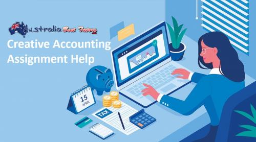 Creative Accounting Assignment Help