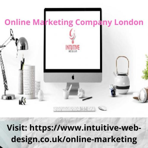 Online Marketing Company London
