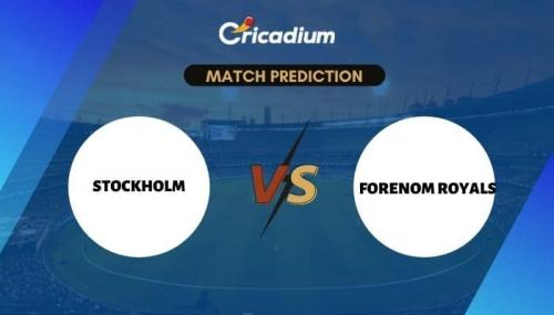 ECS Sweden, Stockholm, 2021 Match 17 STO vs FOR Match Prediction Who Will Win Today