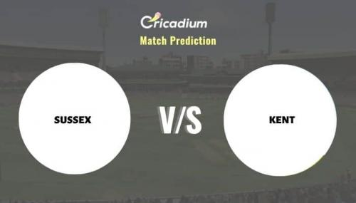 SUS vs KEN Match Prediction Who Will Win Today Royal London One-Day Cup, 2021 Match 30