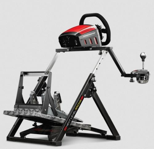 Next Level Racing Wheel Stand for G27/G25, Thrustmaster T500 RS, Fanatec wheels