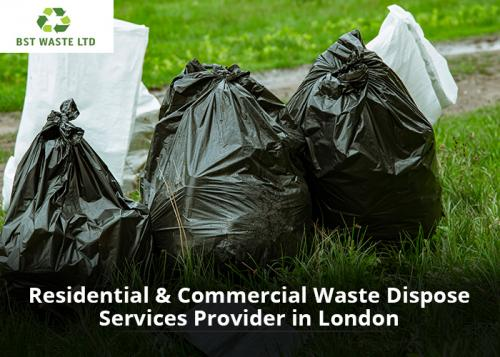 BST Waste Clearance Ltd - Residential & Commercial Waste Dispose Services Provider in London