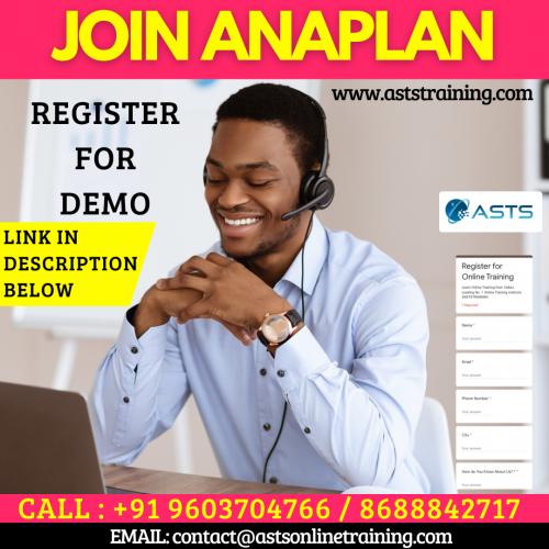 Anaplan Online Training (2)
