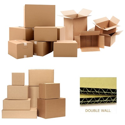 Shop Double Wall Cardboard Boxes