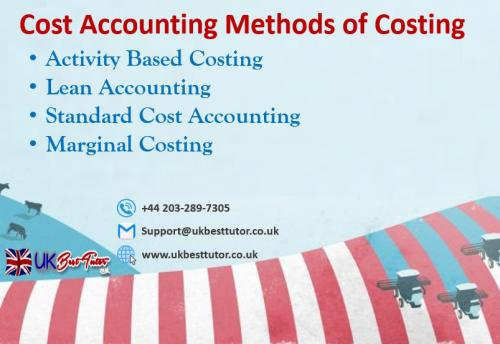 Cost Accounting Methods of Costing