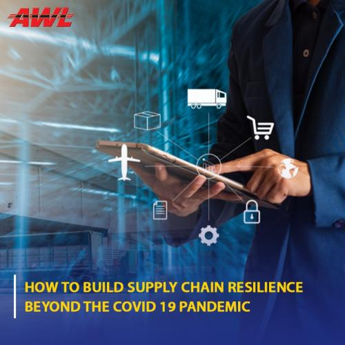 Supply Chain Resilience Beyond the Covid 19 Pandemic