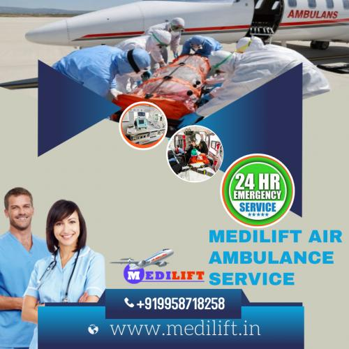 Relieving the Sufferers from the Burden of Evacuation by Medilift Air Ambulance