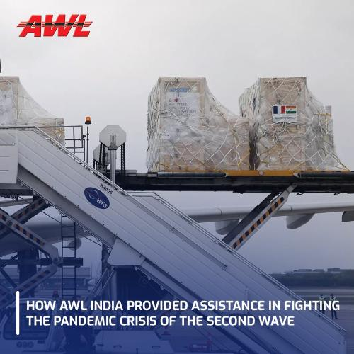 How AWL Provided Assistance in Fighting the Pandemic