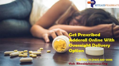 Easiest way to get prescribed Adderall