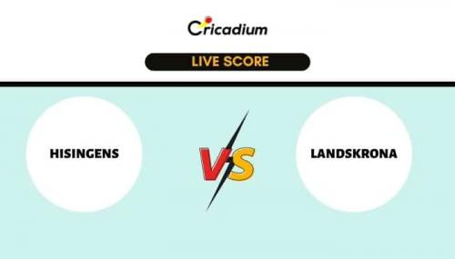 ECS Sweden, Malmo, 2021 Live Cricket Score: Match 31 HSG vs LAN Live Cricket Score Ball by Ball Commentary, Scorecard & Results