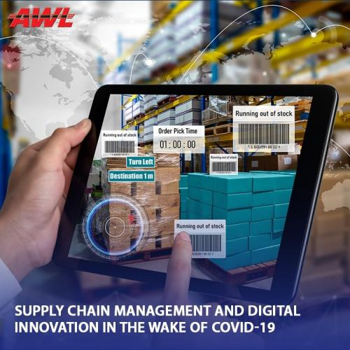 Supply Chain Management and Digital Innovation