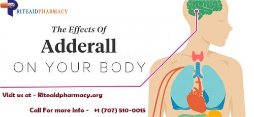 What happens when you take Adderall?