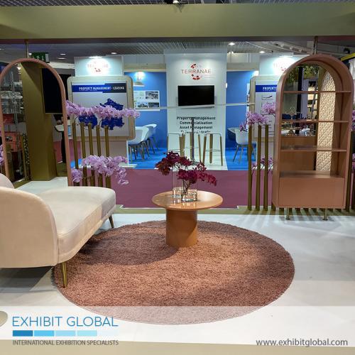 Exhibition management 2021