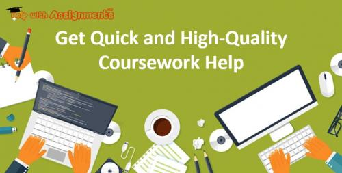Get Quick and High Quality Coursework Help