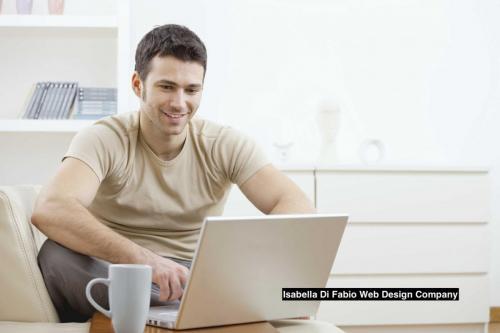 Isabella Di Fabio Web Designer