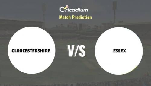 GLO vs ESS Match Prediction Who Will Win Today Royal London One-Day Cup, 2021 Match 39