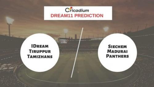 ITT vs SMP Dream11 Prediction: TNPL 2021 Match 20 ITT vs SMP Dream11 Team Tips for Today TNPL Match – August 2nd, 2021