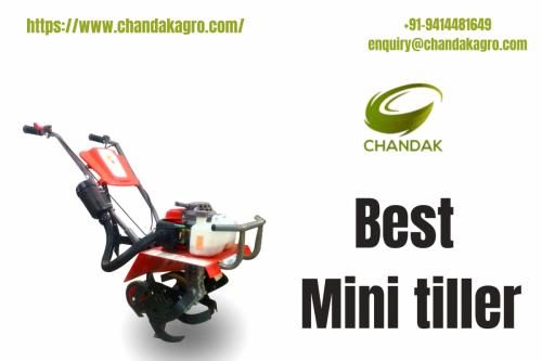 Best Mini tiller for Gardening and Landscaping