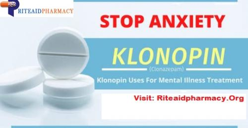Does Clonazepam help to cure anxiety disorder?