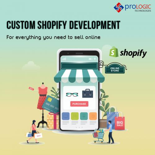 Shopify Plus Stores for B2B and B2C