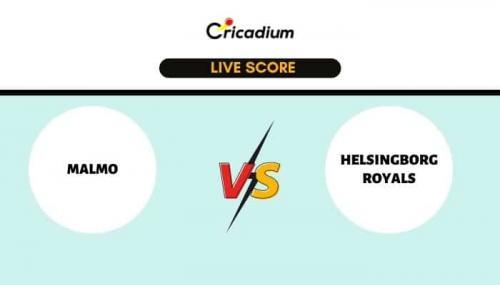 ECS Sweden, Malmo, 2021 Live Cricket Score: Match 13 MAL vs HRO Live Cricket Score Ball by Ball Commentary, Scorecard & Results
