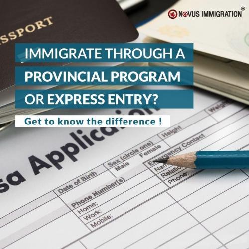 Canada Immigration for Canada - Novus Immigration