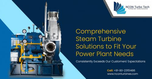 Steam Turbine Manufacturers