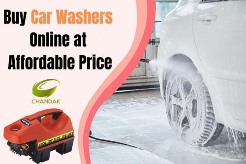 Buy Car Washers Online at Affordable Price