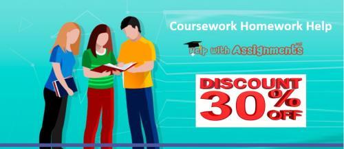 Coursework Homework Help