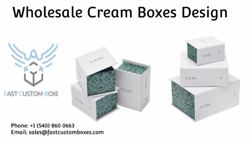 Wholesale Cream Boxes