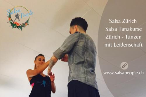 Salsa Zürich | Salsa Tanzkurse Zürich - Tanzen mit Leidenschaft