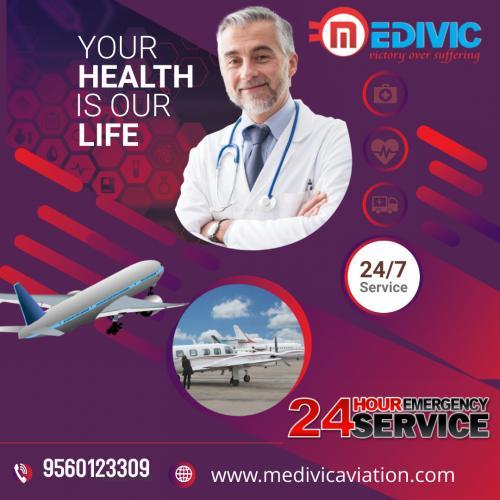 Medivic Air Ambulance in Mumbai & Kolkata- Repatriating Patients in a Diminished Time Frame