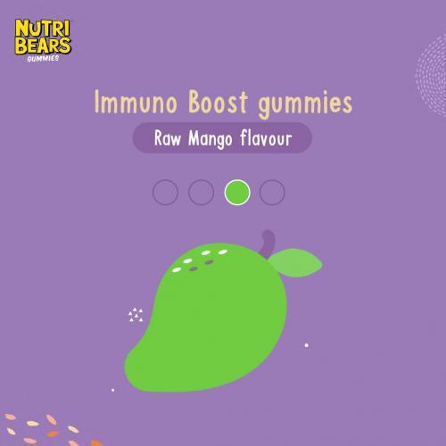 Immune Booster Gummies