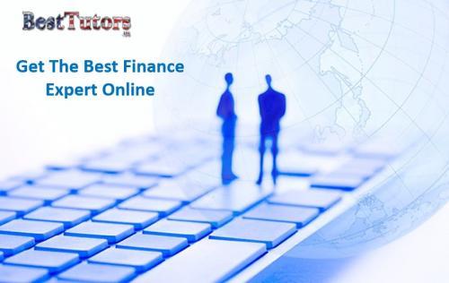 Get The Best Finance Expert Online
