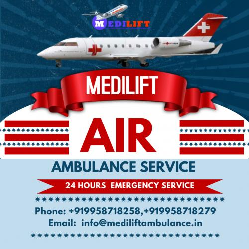 Providing Brace to the Debilitated by the Services Rendered by Medilift Air Ambulance