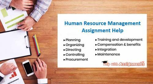 Human Resource Management Assignment Help