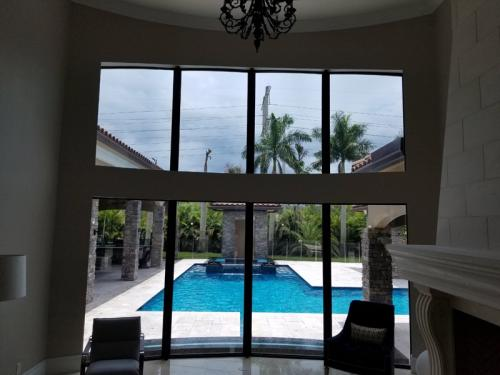 Residential Window Tinting in South Florida
