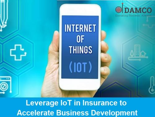 Leverage IoT in Insurance to Accelerate Business Development