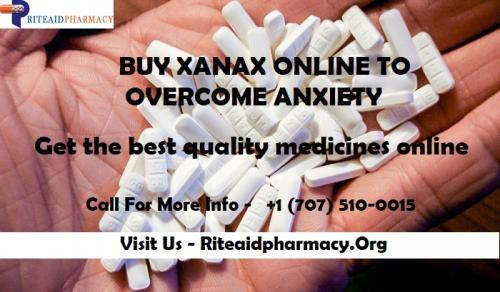 Quitting Xanax Cold Turkey? Buy Xanax Online | Rite Aid Pharmacy