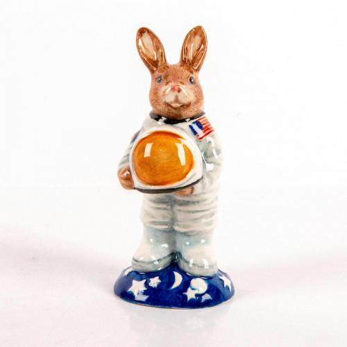 Royal Doulton Prototype Bunnykin, USA Astronaut